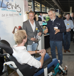 The innovative Lewis seating orthosis on place 42 in SME Innovation TOP 100!